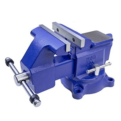 """Yost Vises 445 4.5"""" Utility Combination Pipe and Bench Vise Only $39.78 (Was $110.00)"""