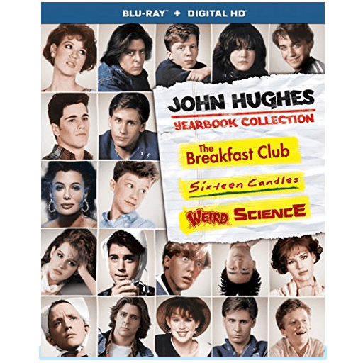 John Hughes Yearbook Collection on Blu-ray Only $12.99 (Was $24.74)