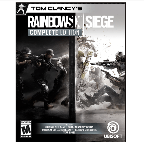 Tom Clancy's Rainbow Six Siege - Complete Edition Deal