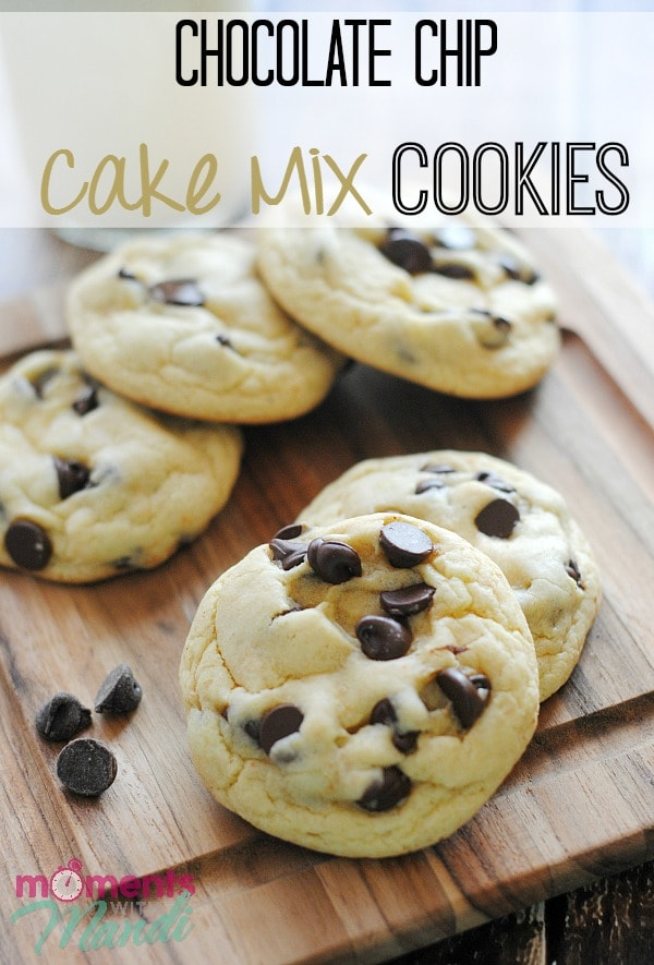 13 Cake Mix Cookie Recipes You Must Try