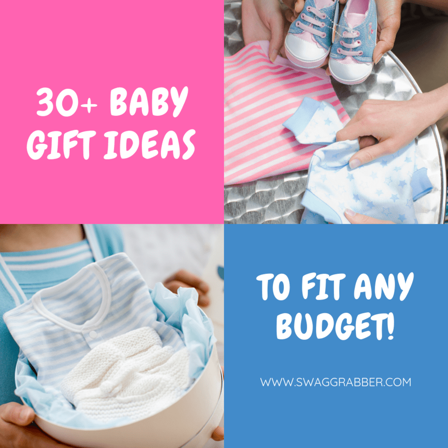 30+ Baby Gifts For Every Budget