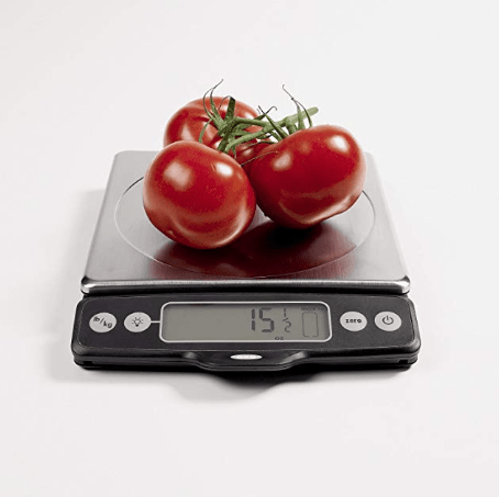 OXO Good Grips Stainless Steel Food Scale Only $27.74 (Was $49.99)
