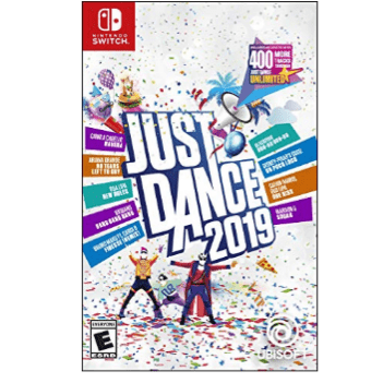 Discounted Just Dance 2019 - Nintendo Switch or Xbox One Games