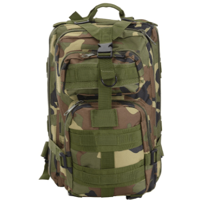 Rakuten: 30L Outdoor Sport Hiking Camping Backpack $15.99 (Was $62.90)