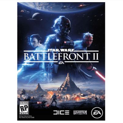 Star Wars Battlefront II PC Game Under $4.49 (Was $30)
