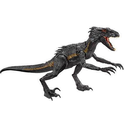 Jurassic World Indoraptor Figure Under $8 - Over 75% Off
