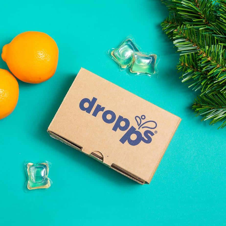 FREE $10 Dropps Credit: 100 Loads of All Natural Laundry Detergent ONLY $6 Shipped