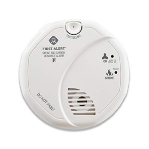 First Alert Smoke and Carbon Monoxide Detector .20