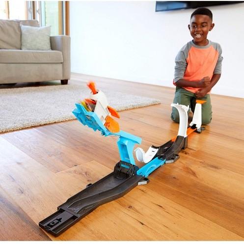 Hot Wheels Track Builder Rocket Launch Challenge Playset Now .64 (Was .99)