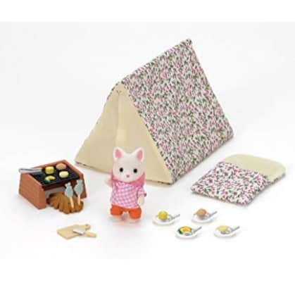 Calico Critters Seaside Camping Set Only $7.62 (Was $21.99)