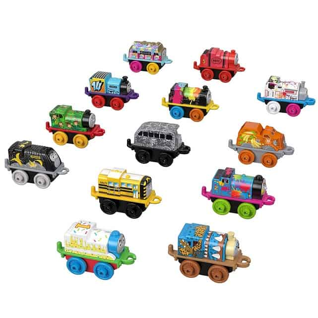 Fisher-Price Thomas & Friends MINIS Party Favor Surprise Cargo Now .98 (Was .99)