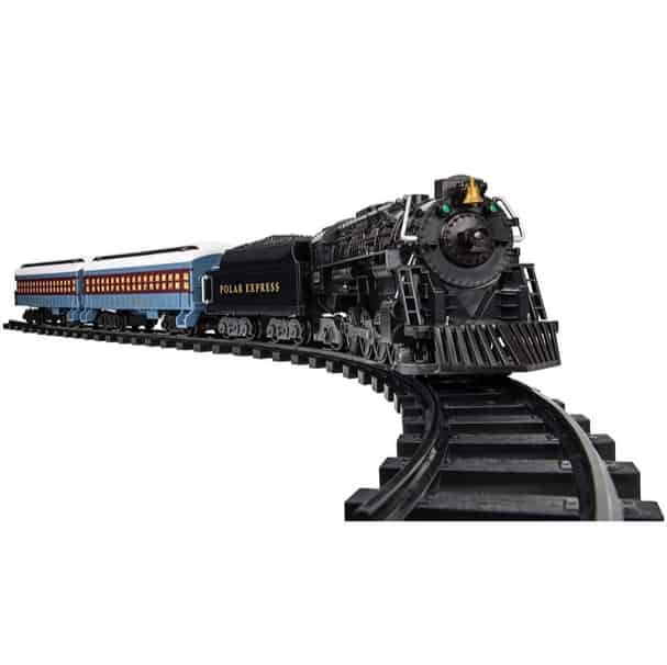 Lionel Polar Express Train Set with Remote Only .49 (Was .99) + MORE