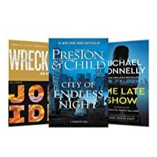 Up to 88% Off Top Fiction Reads on Kindle **Today Only**