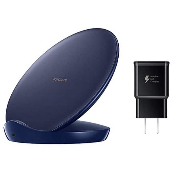 Samsung Qi Certified Fast Charge Wireless Charger Stand Only $29.99 (Was $69.99)