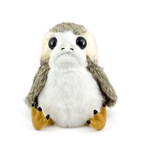 The Last Jedi Interactive Action Porg Plush Only $14.99 + More Deals on Star Wars