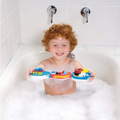 ALEX Toys Rub a Dub Magnetic Boats in the Tub Only $7.50 (Was $18.50)