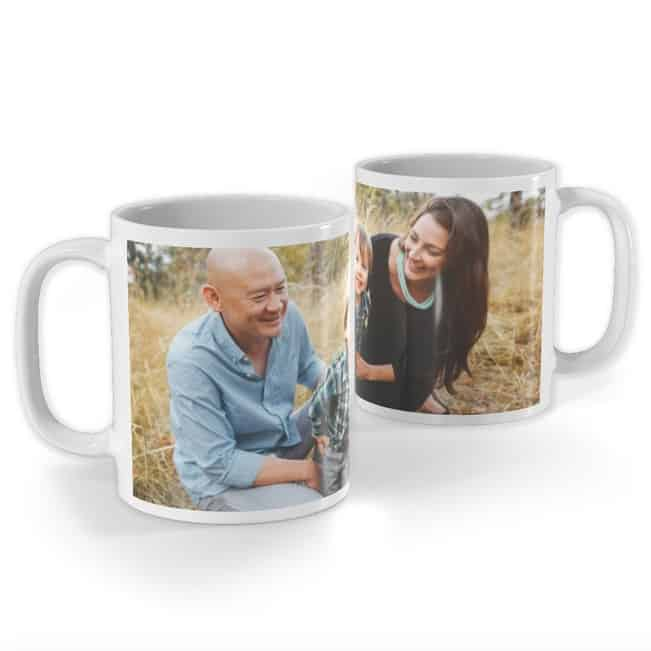 Personalized Photo Mugs Only $4.99