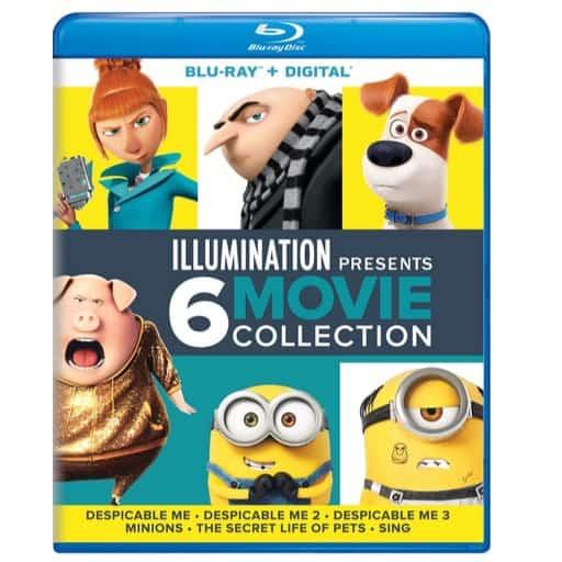 Great Deal on Illumination Presents: 6-Movie Collection