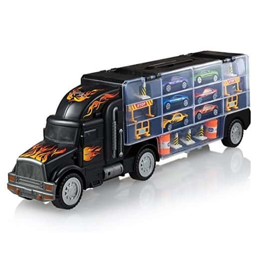 Toy Truck Transport Car Carrier Deal