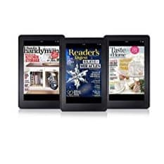 Up to 94% Off Best-Selling Digital Magazines