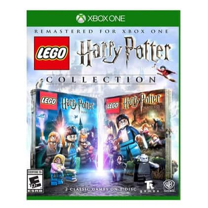 50% Off LEGO Harry Potter Collection for Xbox One