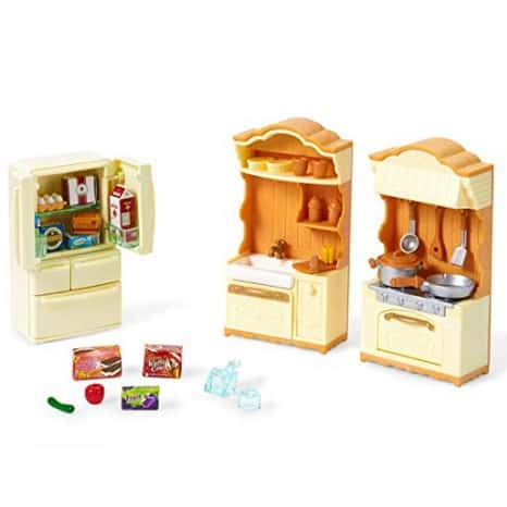 Calico Critters Kitchen Play Set $8.08 (Was $19.95)