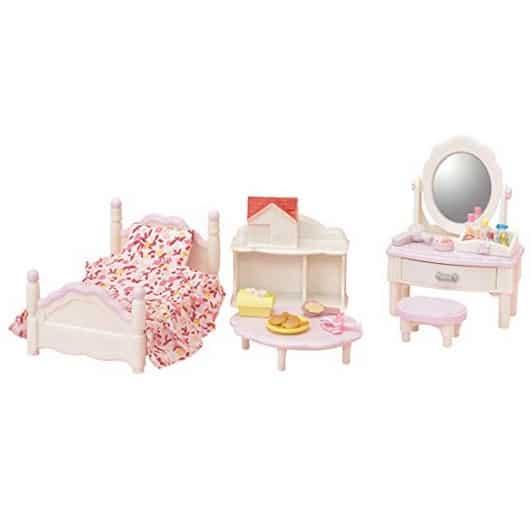 Over 60% Off Calico Critters Bedroom & Vanity Set
