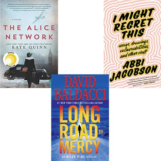Up to 88% Off New York Times Best Sellers on Kindle **Today Only**