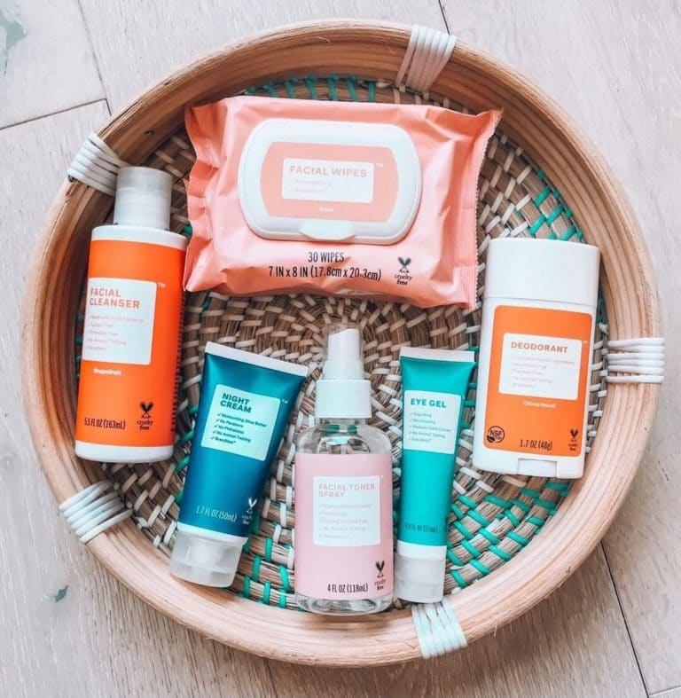 Towards Everyday Essentials at Brandless Only  **All Items  Each**