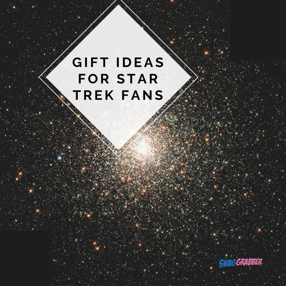 Gift Ideas for Star Trek Fans ON SALE TODAY!