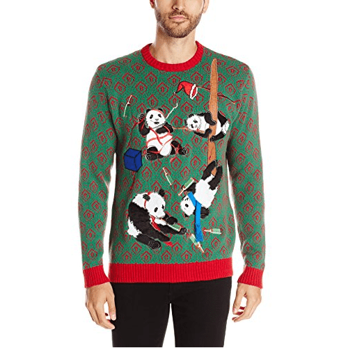 Blizzard Bay Men's & Women's Ugly Christmas Sweaters from $6.51 **HOT**