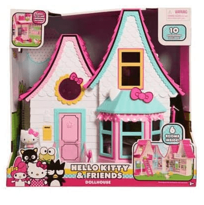 Hello Kitty Doll House $26.57 (Was $70)