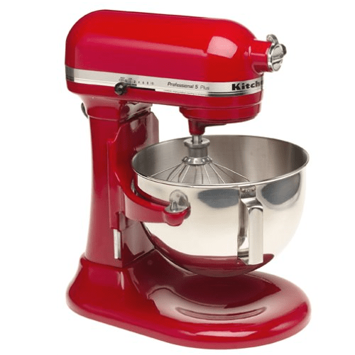 KitchenAid Professional 5 Plus Series Stand Mixers -  Empire Red $249.99