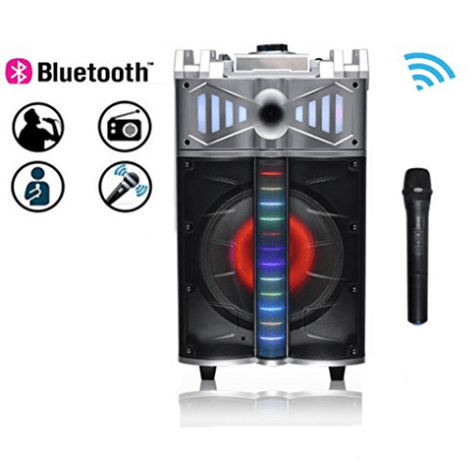 XDeer Wireless PA System Karaoke System Only $80 (Was $300)