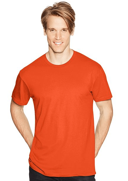 Hanes.com: Buy One Select Item and Get a Second Item FREE - $4 Shirts & More!