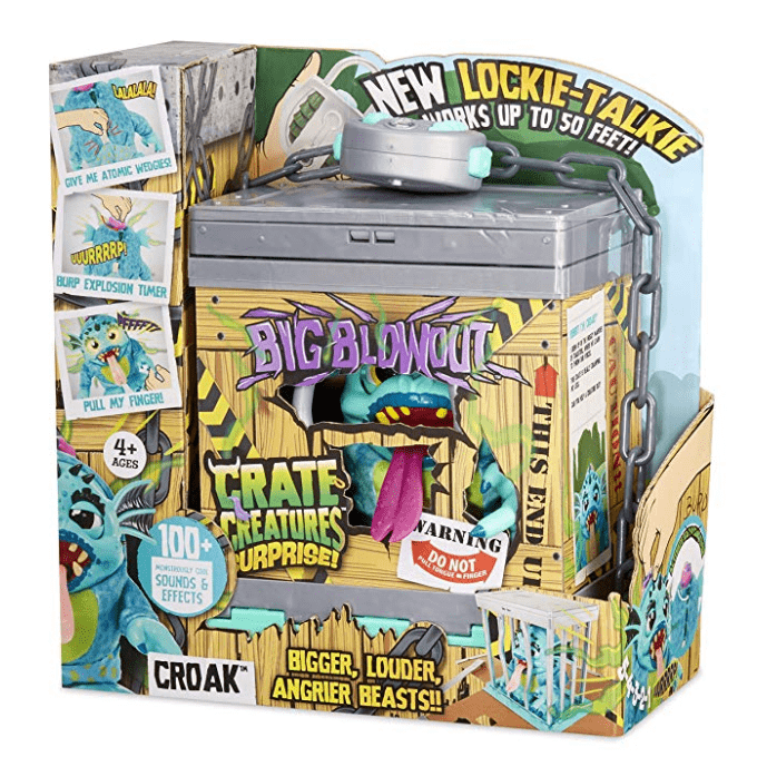 Great Deal on Crate Creatures Surprise Big Blowout