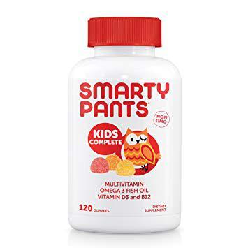 FREE Sample of Smarty Pants Gummy Vitamins