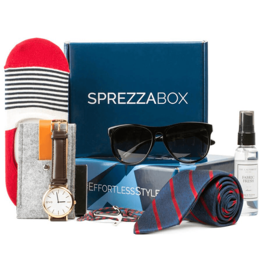 SprezzaBox: Get TWO Men's Boxes for Only $20 Shipped