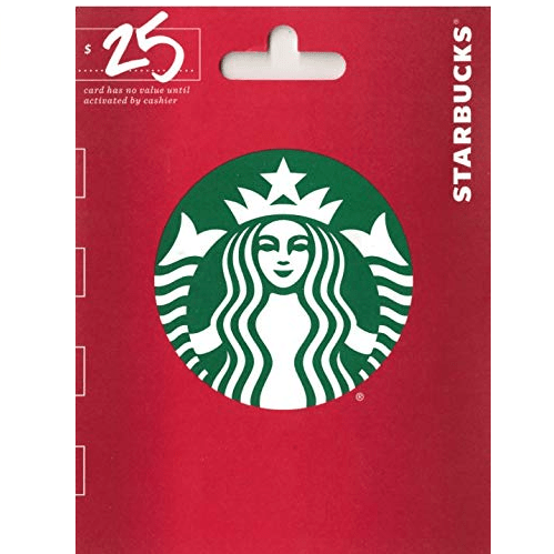 Buy a $25 Starbucks Gift Card, Get a $5 Amazon Gift Card FREE!