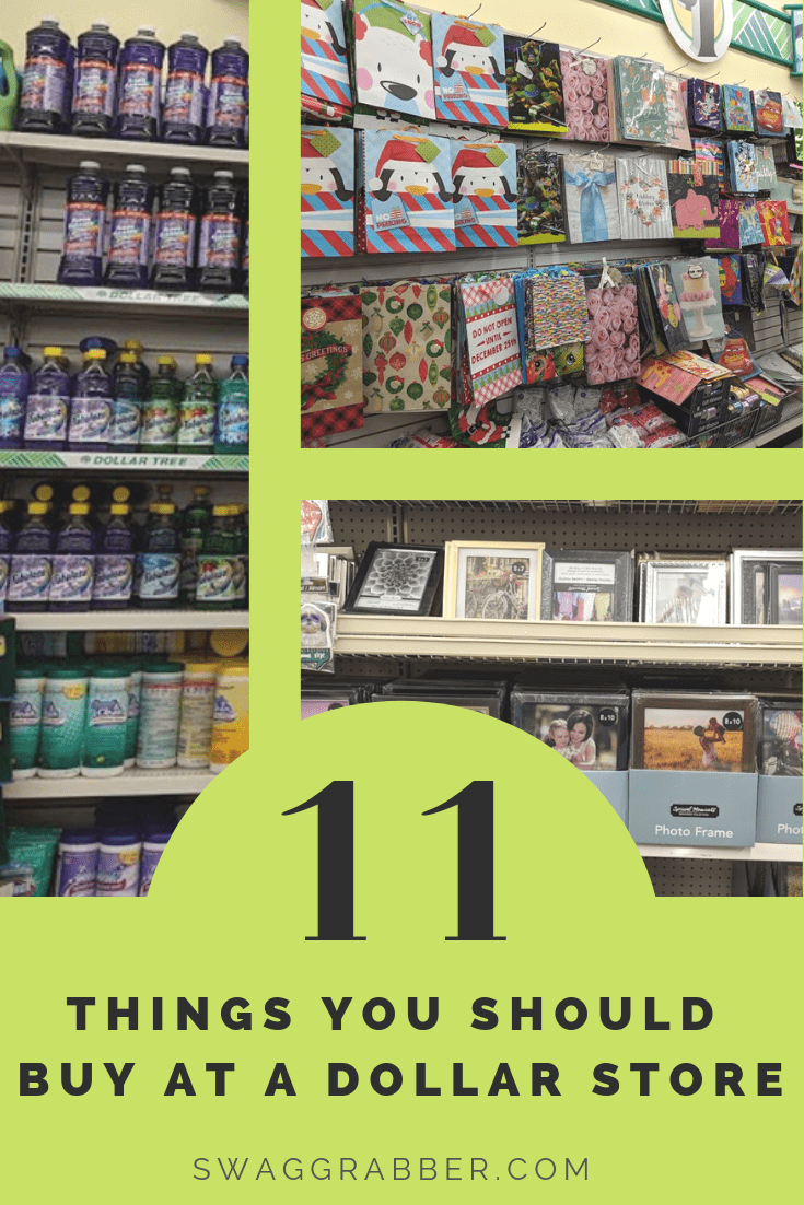 11 Things to Buy at The Dollar Store to SAVE BIG MONEY