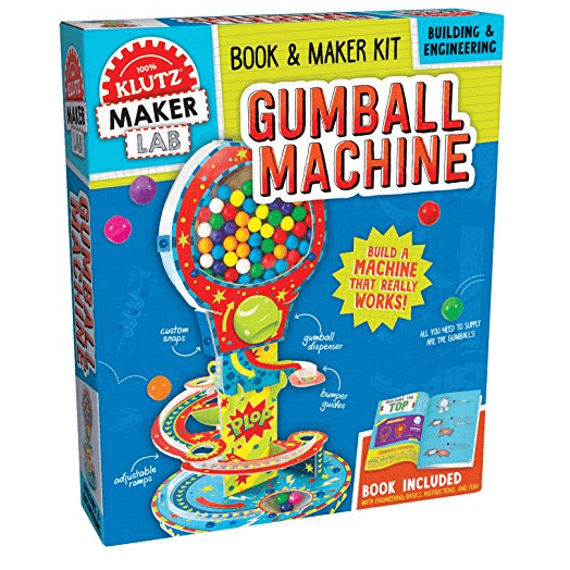 Klutz Maker Lab Gumball Kit Only $8.02 (Was $24.99)