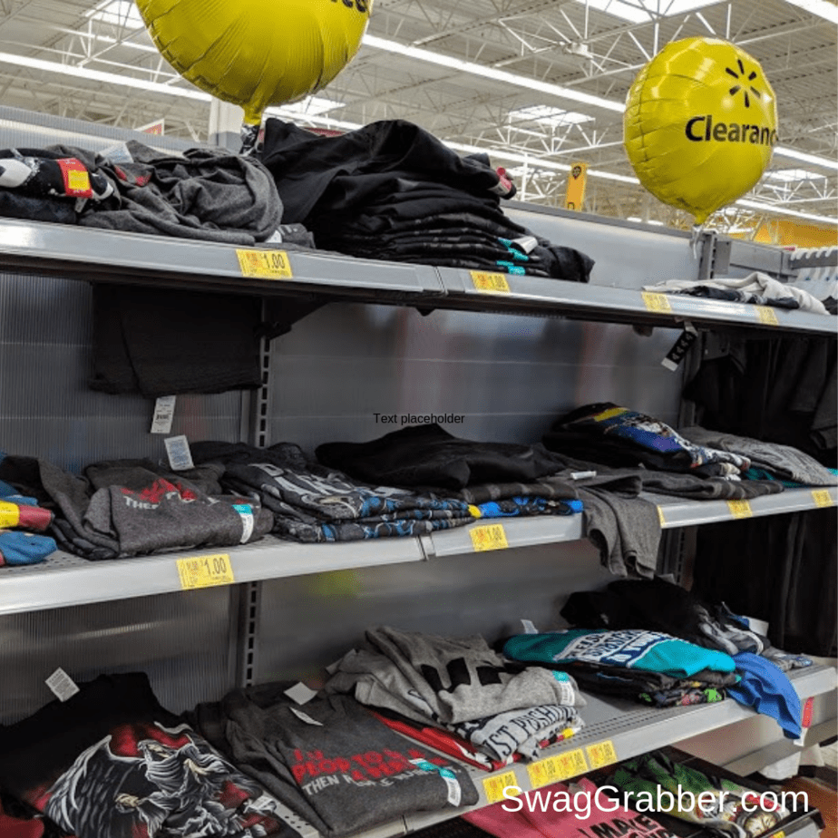 Walmart Clearance to Watch For - Men's Graphic Tees ONLY $1.00