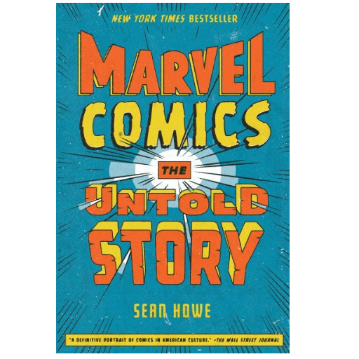 Marvel Comics: The Untold Story Only $1.99