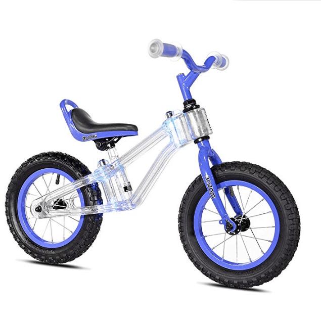"""KaZAM Blinki Balance Bike, 12"""", Purple Only $39.00 (Was $129.99)"""