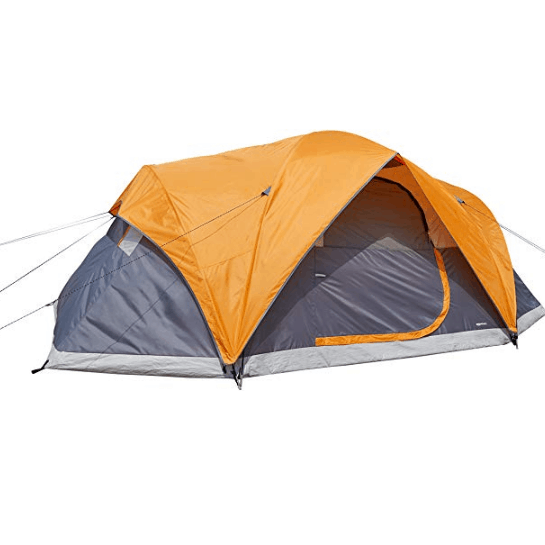 AmazonBasics 8-Person Family Tent $58.17