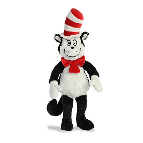 """Aurora World 20"""" Cat in The Hat Only $9.26"""
