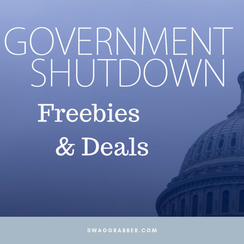 Help & Freebies for Furloughed Federal Workers