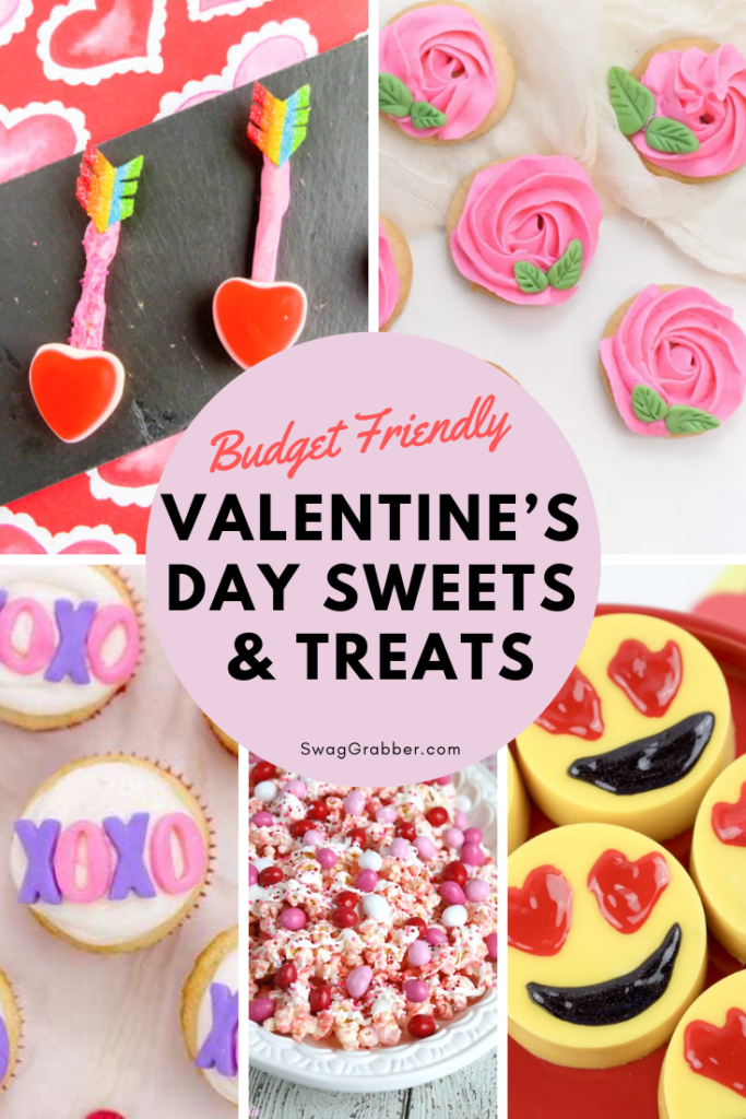 Budget Friendly Valentine's Day Sweets & Treats