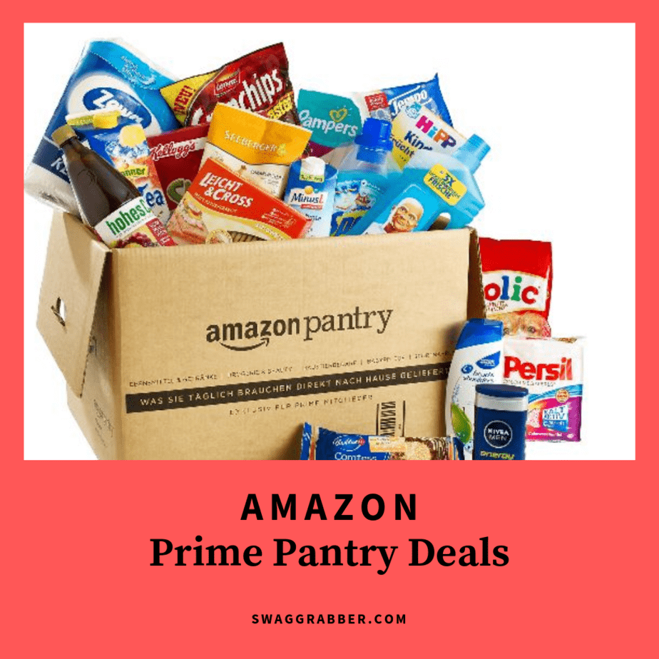 Prime Pantry: $10 off $35 Purchase