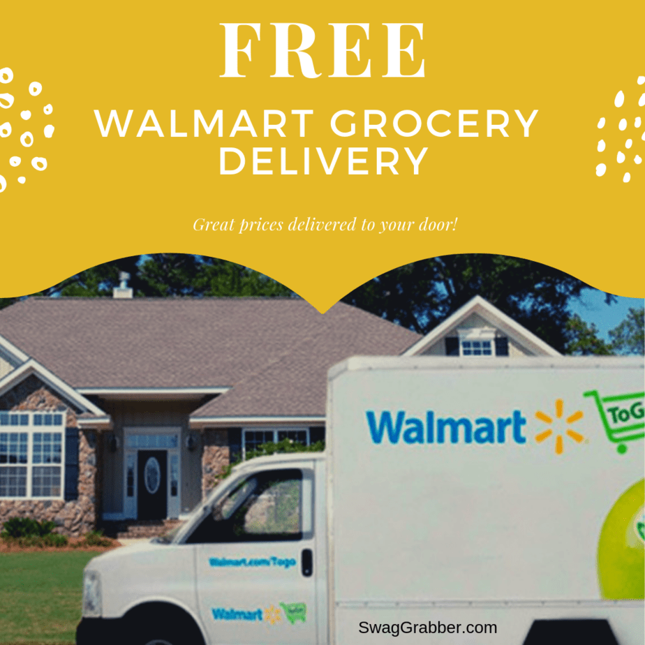 Free Walmart Grocery Delivery - Get Groceries Delivered to Your Home!